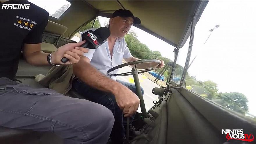 TV Locale Nantes sur Smartrezo :  découvrons ou redécouvrons la Jeep de 1943 avec le Musée