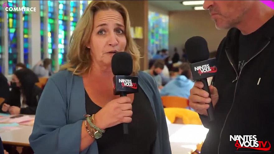 TV Locale Nantes sur Smartrezo :  Journée ERASMUS au Lycée Sacré Coeur à Nantes
